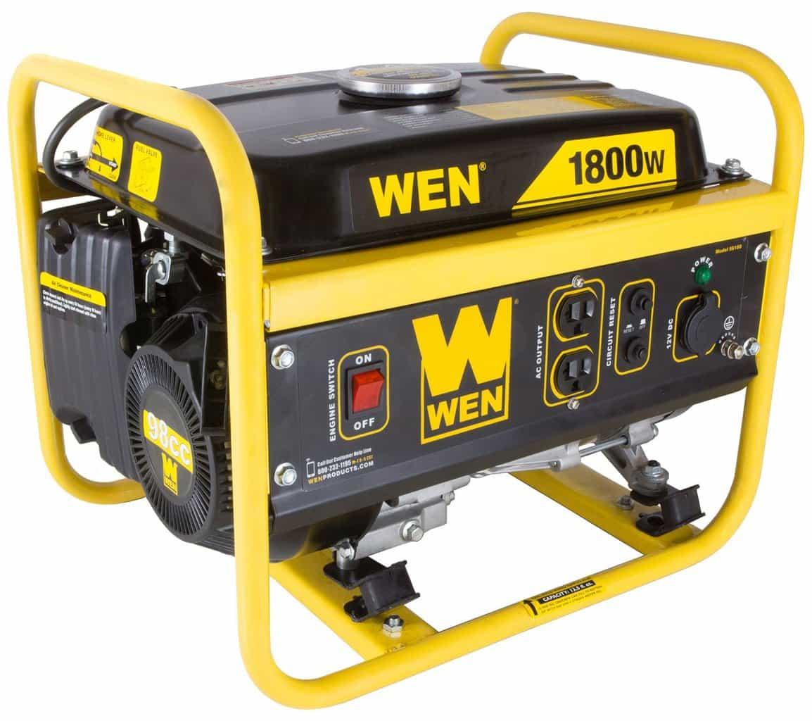 Wen 56180 Small Portable Generator The Best Generator