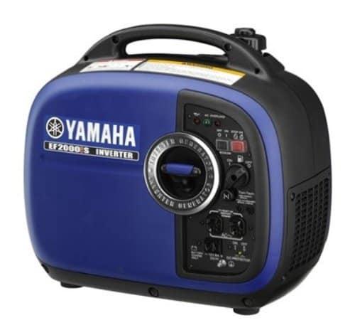 Yamaha propane generator