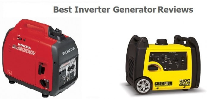 best inverter generator reviews